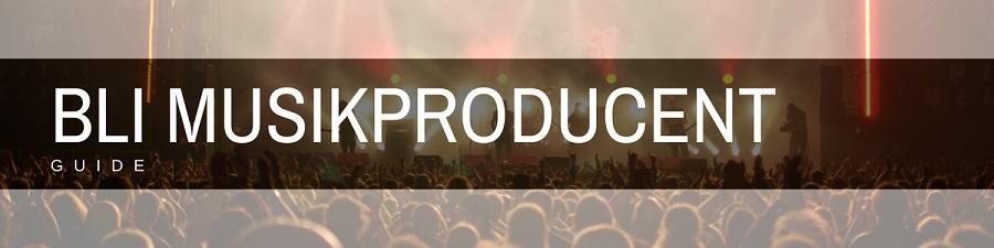 hur man blir musikproducent